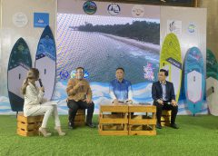 ททท. ระยอง ชวนเที่ยวงาน Rayong International Sup Fest 2021 Festival ริมหาด เดิน กิน ฟิน และเล่นกีฬา
