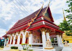 เที่ยวทั่วไทยไปกับพี่หนุ่ม,สุทน รุ่งธัญรัตน์ : พาท่องเที่ยวเชิงวัฒนธรรมวัดบางพรหม อำเภออัมพวา จังหวัดสมุทรสงคราม ขอพรสิ่งศักดิ์สิทธิ์ไอ้ไข่และเจ้าแม่ตะเคียนทอง
